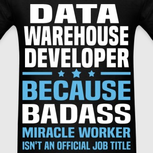 Data Warehouse Developer Tshirt - Men's T-Shirt