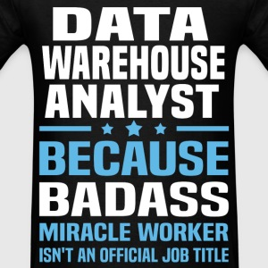 Data Warehouse Analyst Tshirt - Men's T-Shirt
