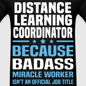 Distance Learning Coordinator Tshirt - Men's T-Shirt