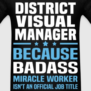 District Visual Manager Tshirt - Men's T-Shirt