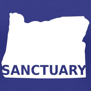 Oregon Sanctuary State T-Shirts - Women's Premium T-Shirt