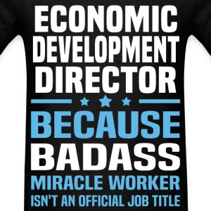 Economic Development Director Tshirt - Men's T-Shirt