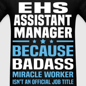 EHS Assistant Manager Tshirt - Men's T-Shirt