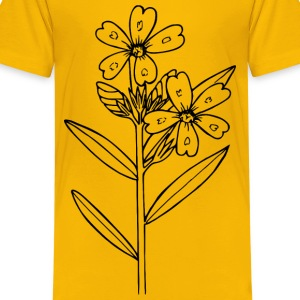 Annual phlox - Kids' Premium T-Shirt