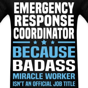 Emergency Response Coordinator Tshirt - Men's T-Shirt