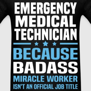 Emergency Medical Technician Tshirt - Men's T-Shirt