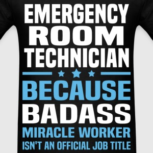 Emergency Room Technician Tshirt - Men's T-Shirt