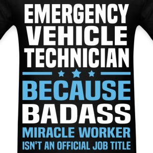 Emergency Vehicle Technician Tshirt - Men's T-Shirt