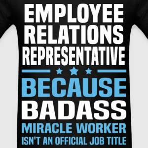 Employee Relations Representative Tshirt - Men's T-Shirt