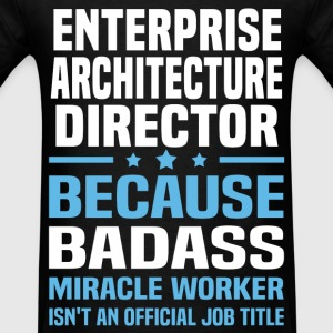 Enterprise Architecture Director Tshirt - Men's T-Shirt