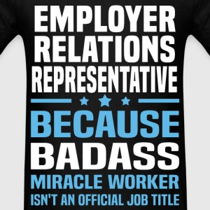 Employer Relations Representative Tshirt - Men's T-Shirt