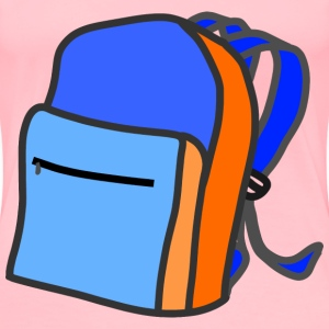 School backpack - Women's Premium T-Shirt