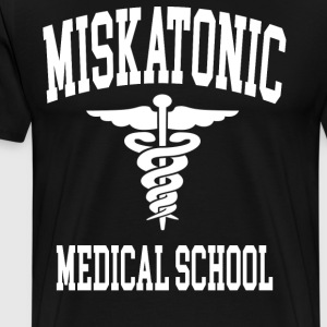 Miskatonic Medical School T-Shirts - Men's Premium T-Shirt