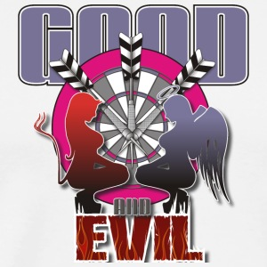 Good and Evil - Men's Premium T-Shirt