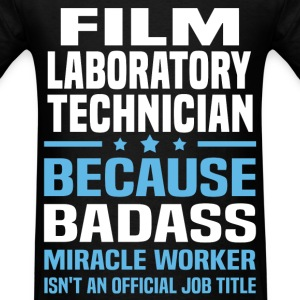 Film Laboratory Technician Tshirt - Men's T-Shirt