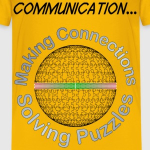 Communication - Kids' Premium T-Shirt