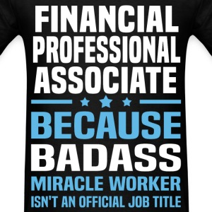 Financial Professional Associate Tshirt - Men's T-Shirt