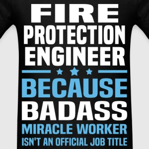 Fire Protection Engineer Tshirt - Men's T-Shirt