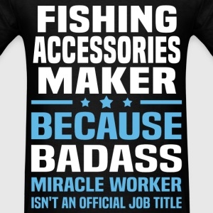 Fishing Accessories Maker Tshirt - Men's T-Shirt
