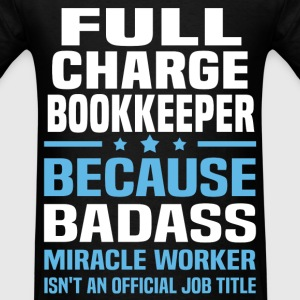 Full Charge Bookkeeper Tshirt - Men's T-Shirt