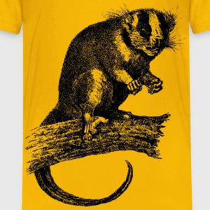 Feathertailed possum - Kids' Premium T-Shirt