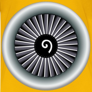 Jet Engine - Kids' Premium T-Shirt
