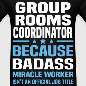 Group Rooms Coordinator Tshirt - Men's T-Shirt