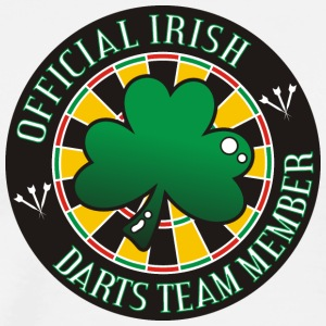 Irish Darts Team - Men's Premium T-Shirt