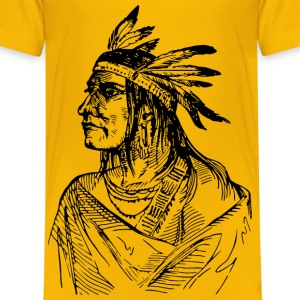 Native American 2 - Kids' Premium T-Shirt