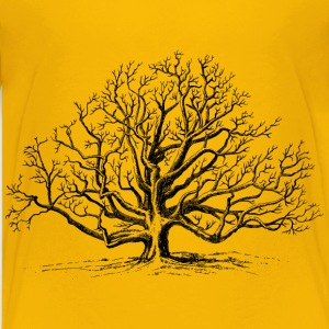 Walnut tree - Kids' Premium T-Shirt