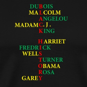 Black History - Men's Premium T-Shirt