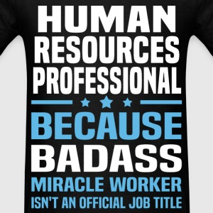 Human Resources Professional Tshirt - Men's T-Shirt