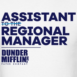 Assistant to the Regional Manager The Office - Men's T-Shirt