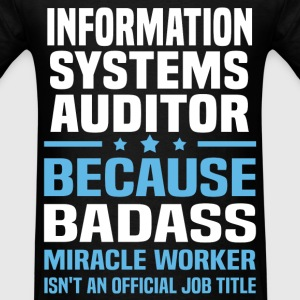 Information Systems Auditor Tshirt - Men's T-Shirt