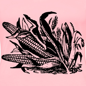 Corn - Women's Premium T-Shirt