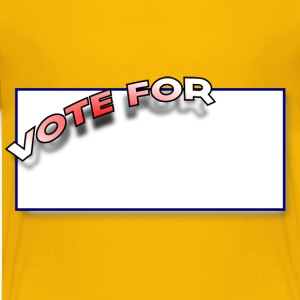Vote for... - Kids' Premium T-Shirt