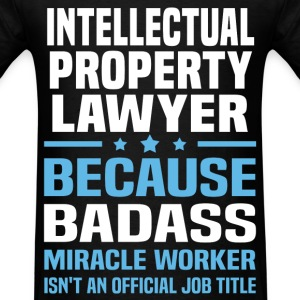 Intellectual Property Lawyer Tshirt - Men's T-Shirt
