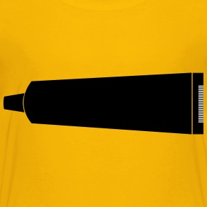 Toothpaste Tube - Kids' Premium T-Shirt