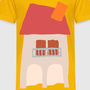 Crooked house 3 - Kids' Premium T-Shirt