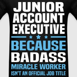 Junior Account Executive Tshirt - Men's T-Shirt