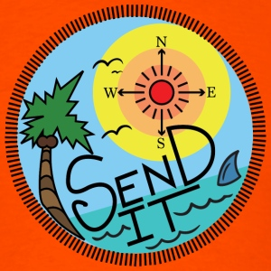 Send it - Men's T-Shirt