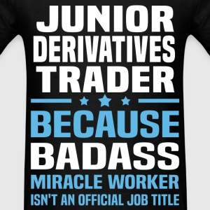 Junior Derivatives Trader Tshirt - Men's T-Shirt