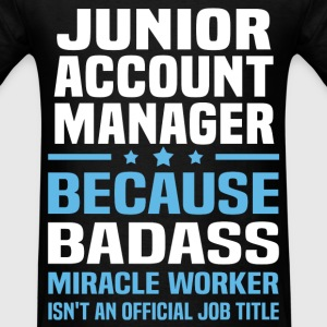 Junior Account Manager Tshirt - Men's T-Shirt