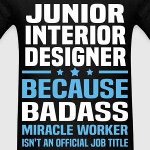 Junior Interior Designer Tshirt - Men's T-Shirt