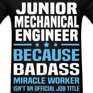 Junior Mechanical Engineer Tshirt - Men's T-Shirt