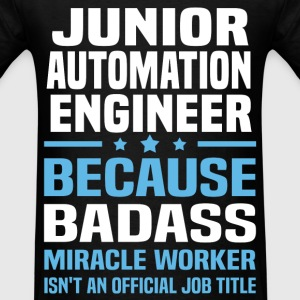 Junior Automation Engineer Tshirt - Men's T-Shirt
