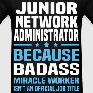 Junior Network Administrator Tshirt - Men's T-Shirt
