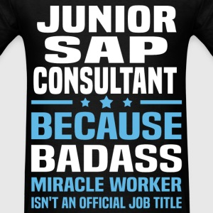 Junior SAP Consultant Tshirt - Men's T-Shirt