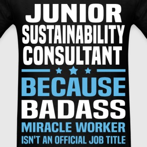 Junior Sustainability Consultant Tshirt - Men's T-Shirt