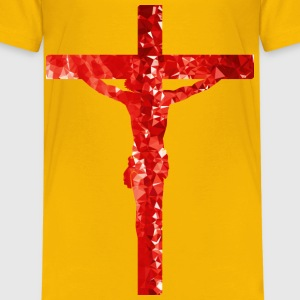 Ruby Crucifix - Kids' Premium T-Shirt